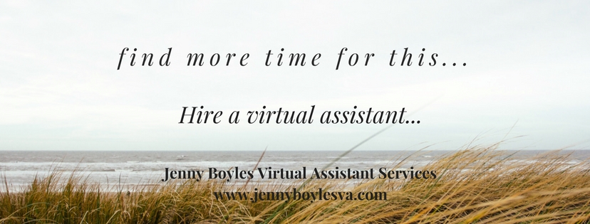 Jenny Boyles Virtual Assistant Services